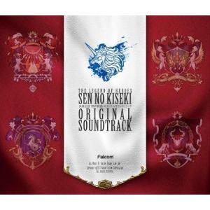 日本ファルコム 英雄伝説 閃の軌跡オリジナルサウンドトラック(NW10103280)|ecjoyecj29