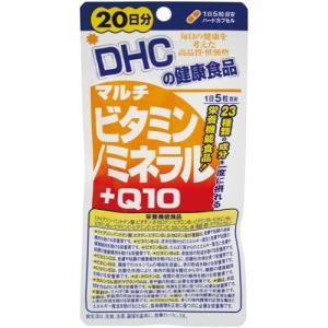 ディーエイチシー DHCサプリメント マルチビタミンミネラルQ10 20日分 100粒入|eckyorindo2525