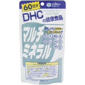 ディーエイチシー DHCサプリメント マルチミネラル 60日分 180粒入|eckyorindo2525
