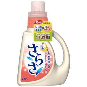 P&G さらさ 洗濯洗剤 液体 本体 850g 850g