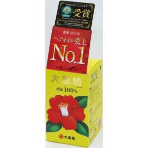 大島椿 椿油100% ヘアオイル 40mL