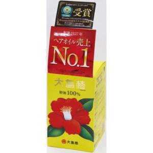 大島椿 椿油100% ヘアオイル 60mL