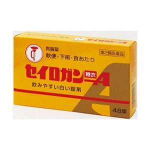 【第2類医薬品】 大幸セイロガン糖衣A 48錠入