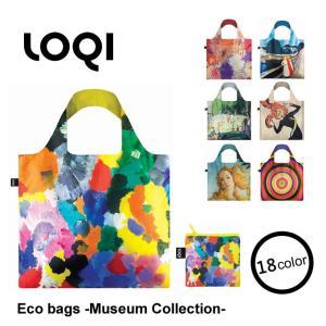 ■商品名 Museum Collection LOQI ローキーミュージアムコレクションエコバッグ ...