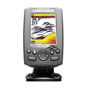 LOWRANCE ロランス HOOK3X DSI 魚群探知機...
