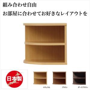 テレビ台 コーナー ラック 完成品 木製 国産 ローボード ecmeubles