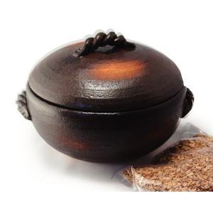 簡単くんせい鍋 土鍋 太樹(たいき)|eco-kitchen