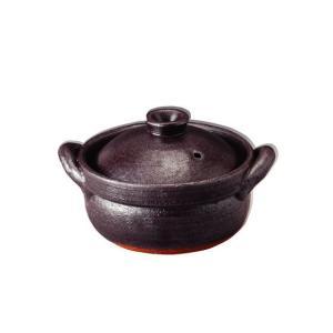 4.5号深鍋 土鍋 太樹(たいき) ) 土鍋 おしゃれ 土鍋 日本製 土鍋 4.5号 土鍋プリン|eco-kitchen