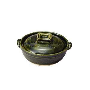4号鍋 土鍋 大樹(たいき) 土鍋 おしゃれ 土鍋 日本製 土鍋 4号 土鍋プリン|eco-kitchen