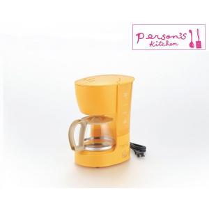 コーヒーメーカー ノンフィルター 珈琲 Coffee キッチン家電 パーソンズキッチン コーヒーメーカー600cc タマハシ|eco-kitchen