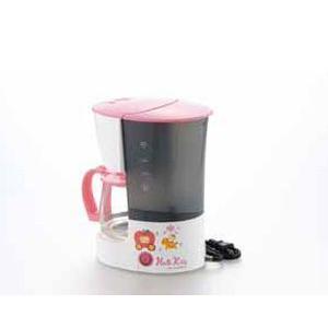 コーヒーメーカー ノンフィルター 珈琲 Coffee キッチン家電 ハローキティ メリーゴーランド コーヒーメーカー600cc(5カップ) タマハシ|eco-kitchen