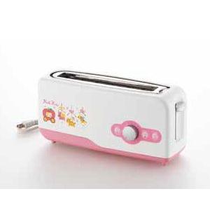 トースター ポップアップ パン焼き キッチン家電 Toaster ハローキティ メリーゴーランド ポップアップトースター ワイド タマハシ|eco-kitchen