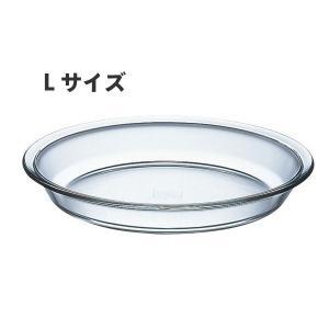 iwaki ベーシック パイ皿 L 耐熱ガラス...