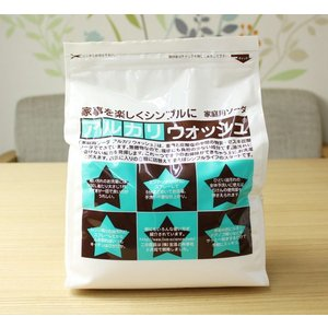 ■サイズ-265×217×66(mm)容量3kg ■成分-セスキ炭酸ソーダ ■生産国-日本製 ■商品...