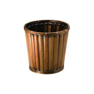 花 ガーデン竹製鉢カバー「40-04」|eco-kitchen