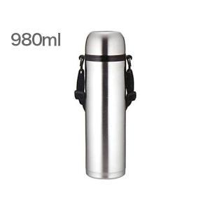 ステンレスボトル アクティブジュニア1000 水筒 eco-kitchen