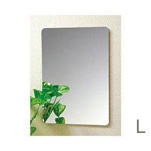 鏡割れない鏡 セーフティミラー L|eco-kitchen