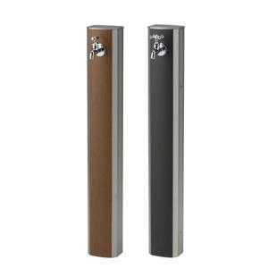 ニッコーエクステリア 簡単装着リフォーム対応カバー製品 立水栓ユニット フォギータイプA ※蛇口別売 OPB-RS-25C 送料無料|eco-life