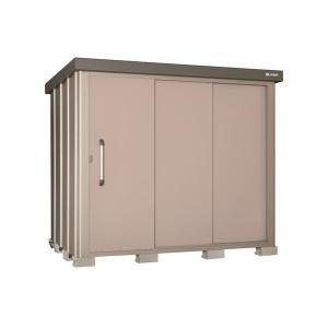 サンキン物置 SK8-100(ローズ色) 一般地型 棚板なし 幅2296×奥行1745×高さ1940mm エリア限定送料無料|eco-life