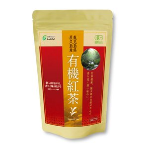 エコワン 有機紅茶 ティーバッグ 24包入 屋久島産|eco-one