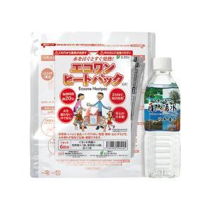 エコワン ヒートパック E-01 発熱剤6回分 水付き|eco-one