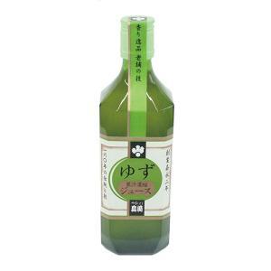 ゆず濃縮ジュース(5倍濃縮タイプ)500ml|eco-shop-motegi