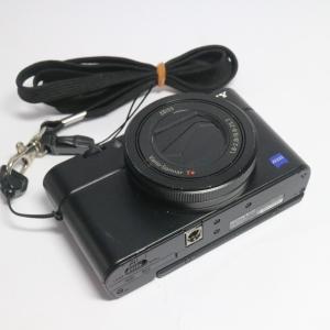 美品 DSC-RX100M3 ブラック 中古本体 安心保証 即日発送 デジカメ SONY 本体