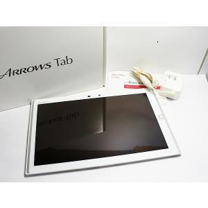 超美品 F-03G ARROWS タブレットホワイト 中古本体 安心保証 即日発送 タブレットFUJITSU DoCoMo 本体