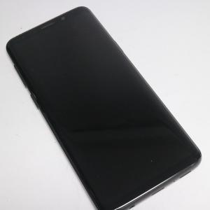 良品中古 SCV38 Galaxy S9 ブラック スマホ 安心保証 即日発送 スマホ Apple ...