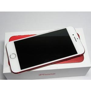 新品未使用 SIMフリー iPhone7 128GB レッド 安心保証 即日発送 スマホ apple...