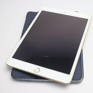 美品 docomo iPad mini 3 Cellular 16GB ゴールド 中古本体 安心保証...