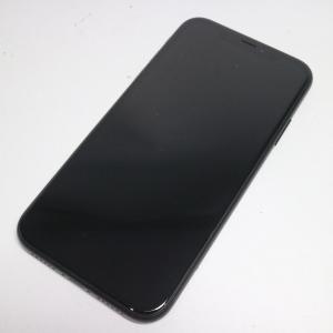 新品同様 SIMフリー iPhoneXR 128GB ブラック スマホ 中古本体 白ロム 中古 安心...