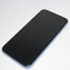 良品中古 SIMフリー iPhoneXR 128GB ブルー スマホ 中古本体 白ロム 中古 安心保...