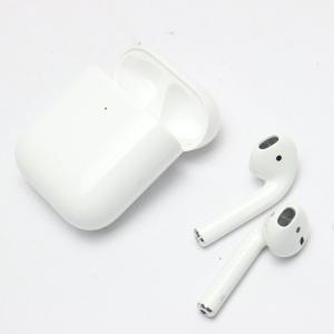美品 Airpods 第2世代 ホワイト 中古 安心保証 即日発送 Apple