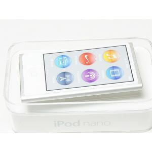 新品未使用 iPod nano 第7世代 16GB シルバー 安心保証 即日発送 MD480J/A ...