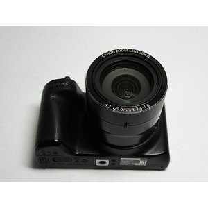 美品 PowerShot SX510 HS ブラック 中古本体 安心保証 即日発送 デジカメ Canon 本体