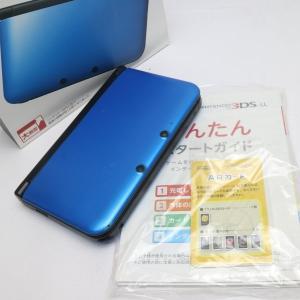 良品中古 ニンテンドー3DS LL ブルー 中古本体 安心保証 即日発送 game 任天堂 本体