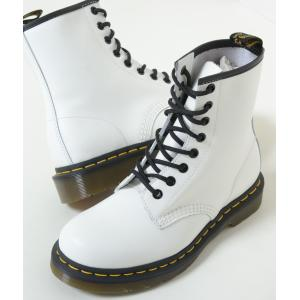 Dr.Martens 1460 8HOLE BOOT ドクターマーチン 1460 8ホール ブーツ ホワイト メンズ 11822100|eco-styles-honey