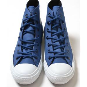 CONVERSE ALL STAR RETROREFLECTION HI  コンバース オールスター レトロリフレクション  ブルー&ホワイト メンズ スニーカー eco-styles-honey
