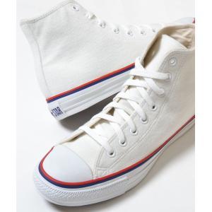 CONVERSE ALL STAR TILDENS WEAER HI コンバース オールスター ハイ ホワイト メンズ スニーカー eco-styles-honey