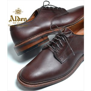 ALDEN Unlined Dover in Brown Chromexcel 29364F オールデン ブラウン メンズ|eco-styles-honey