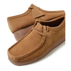 CLARKS WALLABEE クラークス ワラビー ブラウン スエード メンズ ブーツ シュー 33280|eco-styles-honey