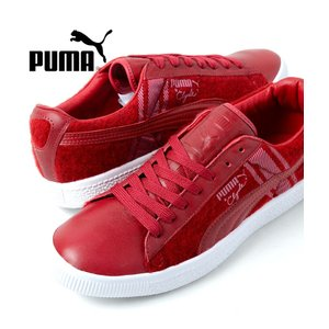 PUMA CLYDE SURVIVAL JESTAR RED/WHITE プーマ クライド サバイバル|eco-styles-honey