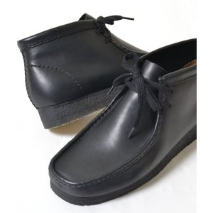 CLARKS ORIGINALS WALLABEE BOOT クラークス オリジナルス ワラビー ブーツ ブラック メンズ シューズ 03666|eco-styles-honey