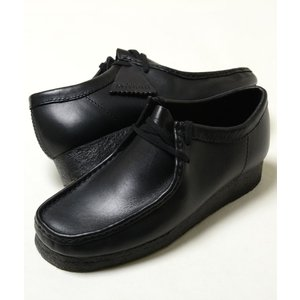 CLARKS WALLABEE BOOT クラークス ワラビー ブーツ ブラック レザー メンズ ブーツ シュー 38269|eco-styles-honey