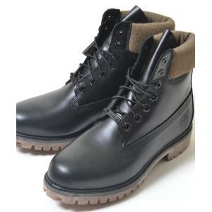 Timberland 6INCH PREM BOOT  ティンバーランド 6インチ プレミアムブーツ ブラック メンズ|eco-styles-honey