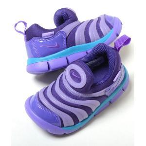 【13cm-16cm】NIKE DYNAMO FREE (TD)ナイキ ダイナモフリー TD パープル ベビー BABY キッズ KIDS スリッポン スニーカー 子供靴 aa7217-500 eco-styles-honey