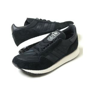 adidas FOREST GROVE アディダス フォレスト グローブ ブラック メンズ スニーカー b37960|eco-styles-honey