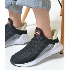 adidas CLIMACOOL 02/17 W アディダス クライマクール 02/17 W ブラック レディース スニーカー|eco-styles-honey