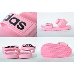 【12cm-16cm】adidas BEACH SANDAL I アディダス ビーチサンダル ピンク ベビー BABY キッズ KIDS スニーカー サンダル 子供靴 cg6602 eco-styles-honey 02